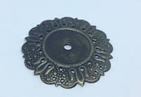 Декоративна накладка кругла