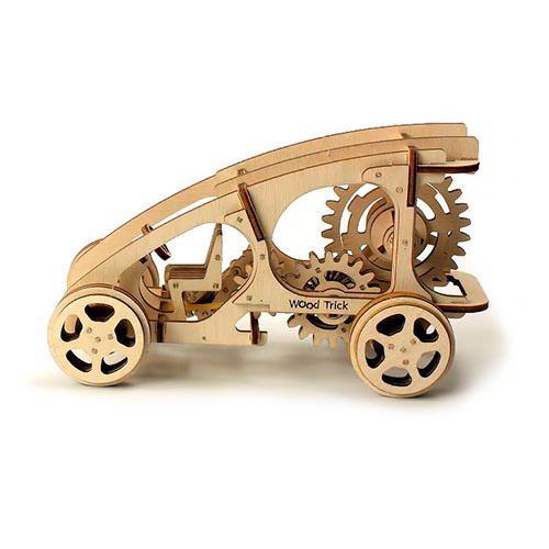 Механический 3D пазл Багги