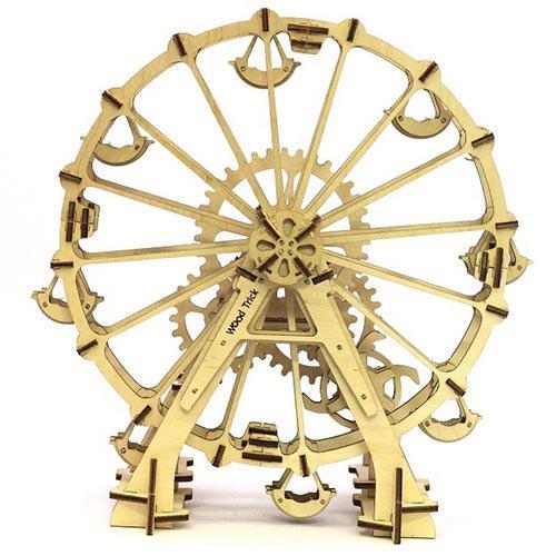Механический 3D пазл Колесо обозрения