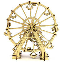 Механический 3D пазл Колесо обозрения, фото 1