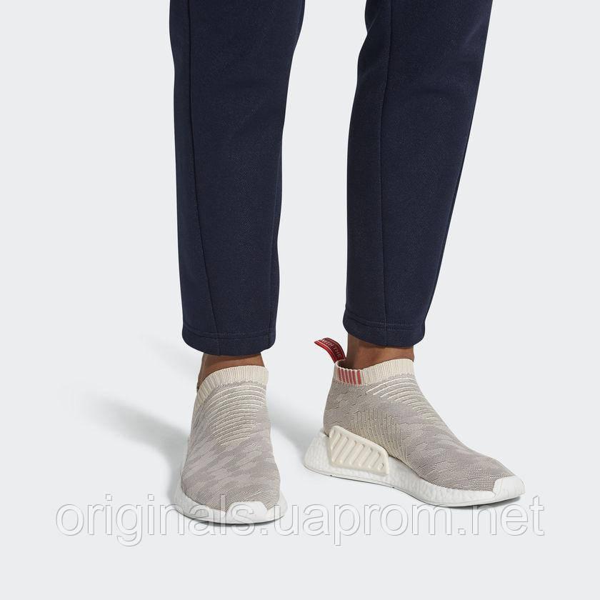 Кроссовки NMD_CS2 Primeknit Adidas Originals CQ2039