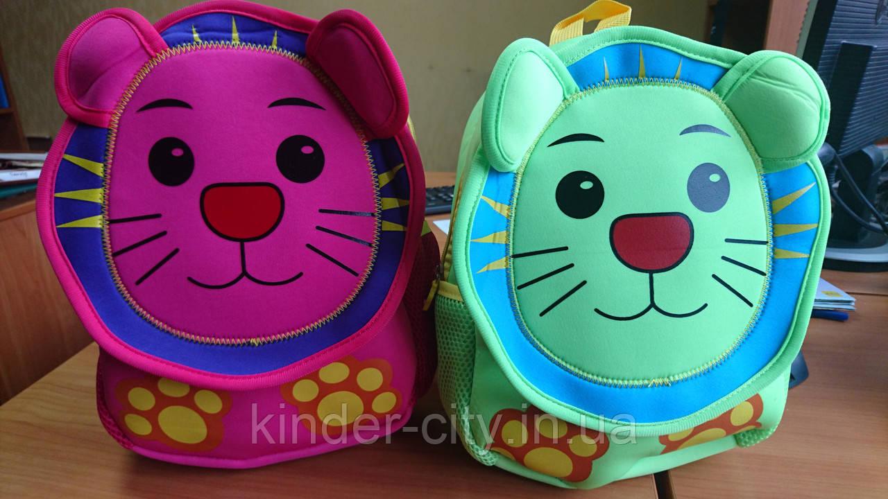Рюкзак детский Львенок