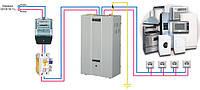 Монтаж (встановлення) і підключення стабілізатора напруги для будинку!