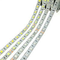 Светодиодная  LED лента 5050SMD 24V 60Led/m  5m Warm  White/IP65, фото 5