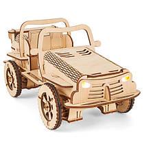 Эко-конструктор EcoBot Buggy 4х4