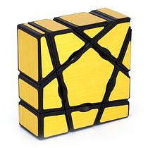 Головоломка YJ MoYu Ghost Cube Зеркальный золотой