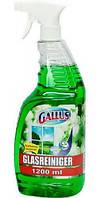 Миючий засіб для вікон Gallus glasreiniger (зелений) 1200 мл.