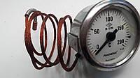 Термометр капиллярный 200°c, капилляр 1м Pakkens