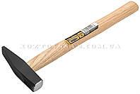 Молоток слесарный деревянная ручка 200г «Tolsen» (Толсен)