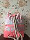 Пляжный рюкзак с якорем и штурвалом, фото 2