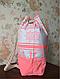 Пляжный рюкзак с якорем и штурвалом, фото 3