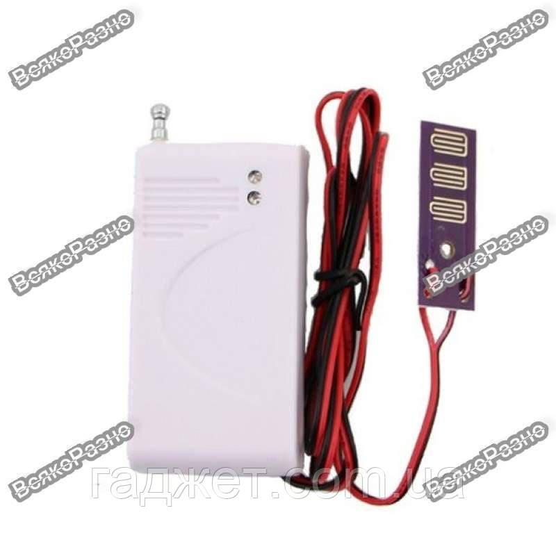 Беспроводный датчик утечки воды GSM сигнализациии.