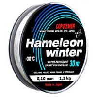 Леска Momoi Hameleon Winter 0.26 мм 7.5 кг 30м.