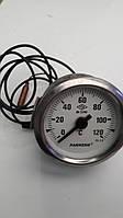 Термометр капиллярный 120°c, капилляр 1м Pakkens
