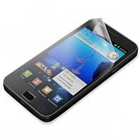 Защитная пленка для Samsung Galaxy S2 i9100/i9105 - Celebrity Premium (clear), глянцевая