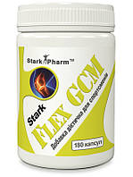Stark Flex GCM Stark Pharm 180 капс (Glucosamine Chondroitin MSM, глюкозамин, хондроитин, МСМ + комплекс)