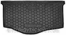 Поліуретановий килимок в багажник Suzuki Swift 2012-2017 (AVTO-GUMM)