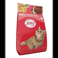 Мяу! Смачне м'ясце 11 кг - Корм для кошек с мясом