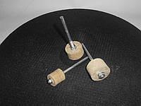Фетровый круг на дрель для полировки d 20