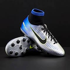 Детские Бутсы Nike Mercurial Victory VI Neymar DF AG-Pro 921484-407 (Оригинал)