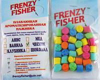 Наживка Frenzy Fisher плавающая ароматизированная (чеснок)