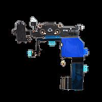 Оригинальный порт зарядки и синхронизации со шлейфом iPhone 5C черный