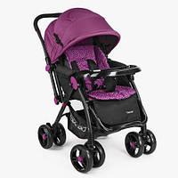 Коляска прогулочная детская BAMBI M 3655-9 фиолетовая