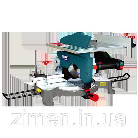 Настольная выдвижная торцовочная пила ЗТП-210/1600 К Профи