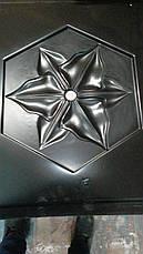 Форма для гипсовой панели АМАДЕЯ, фото 3