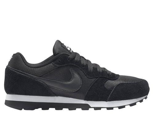 Женские кроссовки  Nike MD Runner 2 Black 749869-001