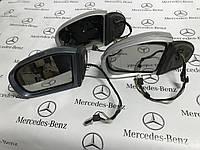 Левое зеркало MERCEDES-BENZ w211 e-class
