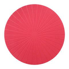 Салфетка под приборы IKEA PANNÅ 37 см красный 003.511.49