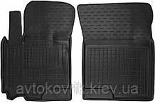 Поліуретанові передні килимки в салон Suzuki Swift 2012-2017 (AVTO-GUMM)