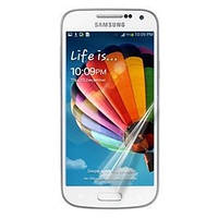 Защитная пленка для Samsung i9190/i9192 Galaxy S4 Mini - Celebrity Premium (clear), глянцевая