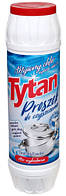Порошок для чищення посуду та каструль Tytan з активним хлором 500 г.