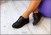 Туфли шнуровка