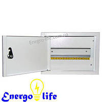 Шкаф монтажный ШМР-12В, на 12 модулей, внутренний для монтажа электрооборудования