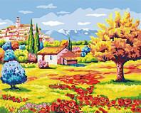 """Картина по номерам """"Яркий пейзаж"""" G240 (40*50 см)"""