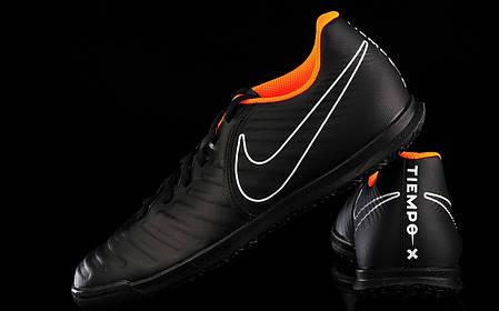 Футзалки Nike TiempoX Legend 7 Club IC AH7245-080 (Оригинал), фото 2
