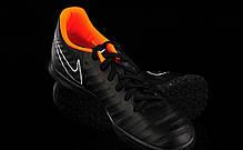 Футзалки Nike TiempoX Legend 7 Club IC AH7245-080 (Оригинал), фото 3