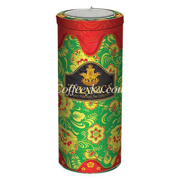 Черный чай Zylanica Красная свеча Pekoe 100г ж/б