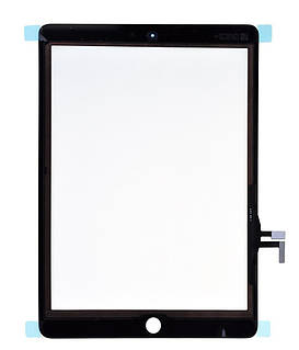 Оригинальный сенсорный экран (тачскрин, стекло в сборе) iPad Air черный