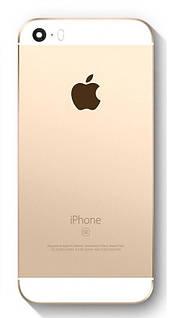 Корпус iPhone SE золотистый (Gold)