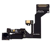 Оригинальная фронтальная камера iPhone 6S со шлейфом, с датчиком приближения и микрофоном