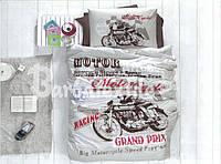 Детский комплект постельного белья Мотоцикл2 (БЯЗЬ)