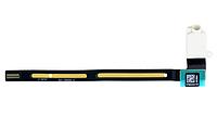 Оригинальный шлейф с аудио разъемом iPad Air 2 белый