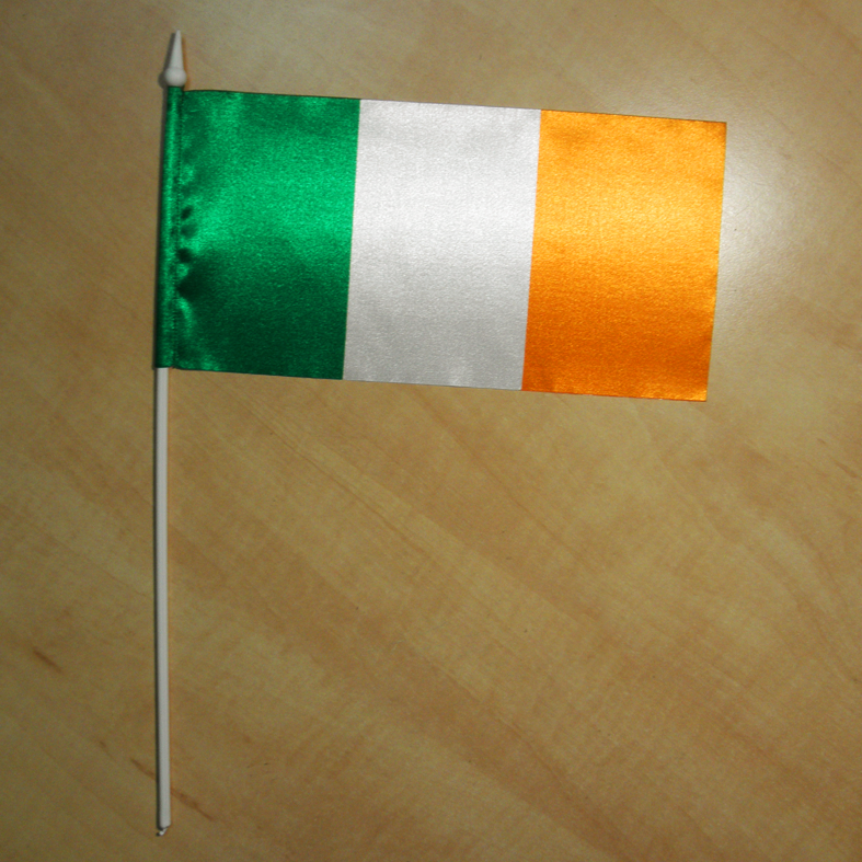 "Флажок ""Ирландия"" | Флажки Европы |"