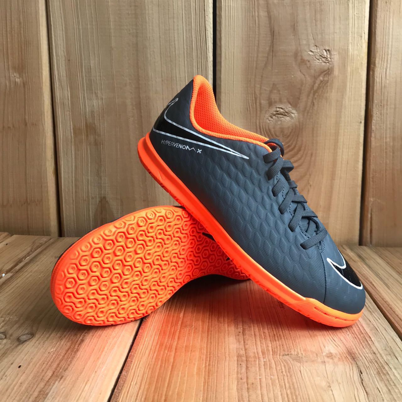 185691da Детские Футзалки Nike HypervenomX Phantom 3 Club IC AH7296-081 (Оригинал)  34 (21.5 См) — в Категории