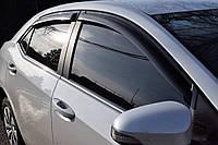 Дефлекторы окон EGR Toyota Corolla Sd 2013