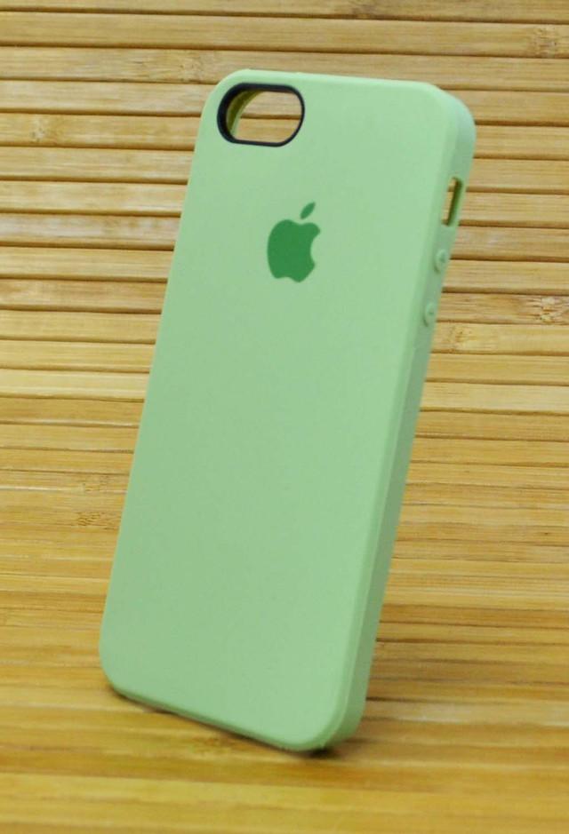 Силиконовый Айфон, Чехол iPhone 5\5s\5se Original Elite 100%